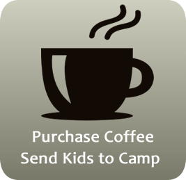 Purchase Coffee - Send Kids to camp